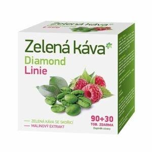 Biomedica ZELENÁ KÁVA DIAMOND LINIE 90 + 30 tobolek zdarma