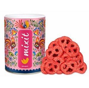 Mixit Preclíky - Jogurtová čokoláda s jahodami 250 g