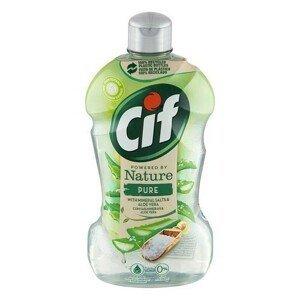 Cif Cif na nádobí Nature Pure 450 ml