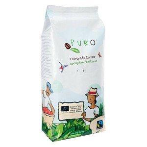 Puro Puro zrnková káva BIO DARK ROAST 1 Kg
