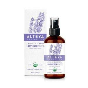 Alteya organics Levandulová voda BIO ve skle 120 ml