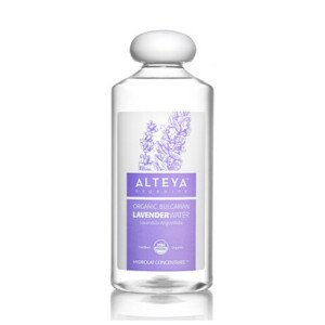 Alteya organics Levandulová voda BIO 500 ml