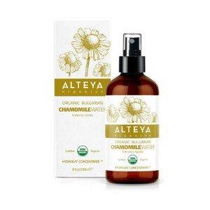 Alteya organics Heřmánková voda BIO ve skle 120 ml