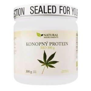Natural Medicaments Konopný protein BIO 300 g