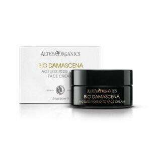 Alteya organics Pleťový krém proti stárnutí BIO Damascena 50 ml