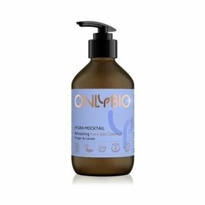 OnlyBio Osvěžující pleťový čisticí gel Hydra Mocktail 250 ml