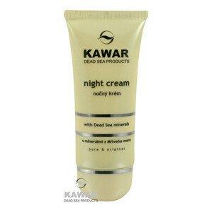 Kawar Noční krém s minerály z Mrtvého moře 60 ml