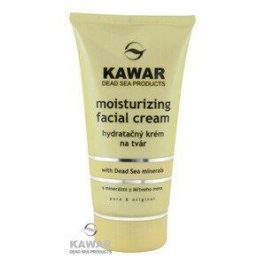Kawar Hydratační pleťový krém na obličej s minerály z Mrtvého moře 150 ml