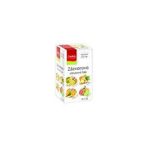 Apotheke Čaj Zázvorovo citrusová směs 20x2g