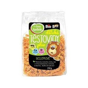 Green Apotheke Bio dětské těstoviny Lev 250g