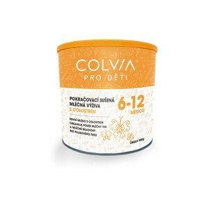 Colvia Pokračovací  sušená mléčná výživa s colostrem 6-12 měsíců 900g