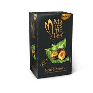 BIOGENA Majestic Tea Noni & Švestka 20 x 2,5 g