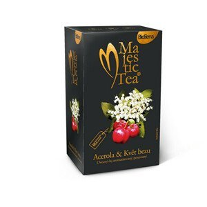 BIOGENA Majestic Tea Acerola & květ Bezu 20 x 2,5 g