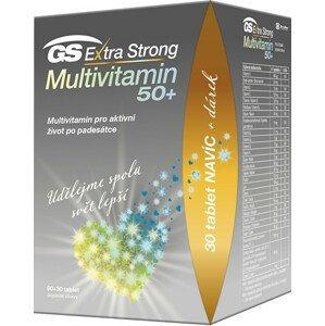 Green-Swan GS Extra Strong Multivitamin 50+ 90+30 tablet DÁREK 2021
