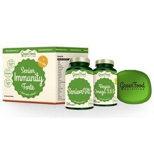 GreenFood Nutrition Senior Immunity forte
