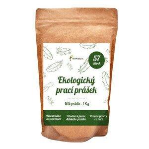 Tropikalia Ekologický prací prášek - bílé prádlo 1 kg