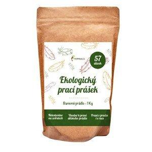 Tropikalia Ekologický prací prášek - Barevné prádlo 1 kg