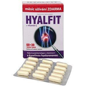 Dacom Pharma Hyalfit 60 tob. + 30 tob. ZDARMA - SLEVA - POMAČKANÁ KRABIČKA