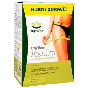 Topnatur Psyllium Fit & Slim 200 g - SLEVA - POŠKOZENÁ KRABIČKA
