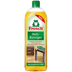 Frosch Čistič na dřevěné podlahy a povrchy 750 ml - SLEVA - poškozená etiketa