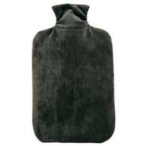 Hugo-Frosch Termofor Eco Classic Comfort se sametovým obalem - měsíční šedá - SLEVA - poškozená krabička