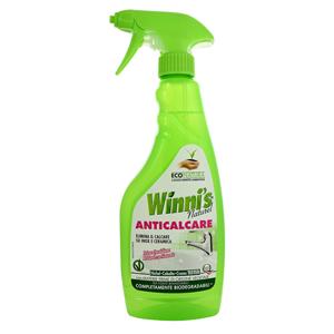 Winni´s Anticalcare čistící prostředek na rez a vodní kámen 500 ml - SLEVA - poškozená etiketa