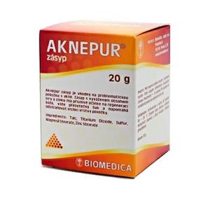 Biomedica Aknepur zásyp 20 g - SLEVA - bez krabičky