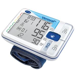 Hartmann Hartmann Veroval digitální zápěstní tlakoměr - SLEVA - chybí ochranné přelepy