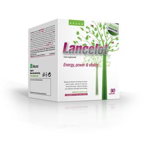 Akuna Lancelot 90 tablet - SLEVA - POŠKOZENÁ KRABIČKA