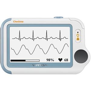 CheckMe CheckmePro Holter - SLEVA - rozbaleno, chybí ochranné přelepy