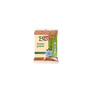 Rinatura Bio Lněné semínko drcené 250 g - SLEVA - KRÁTKÁ EXPIRACE - 11.5.2020