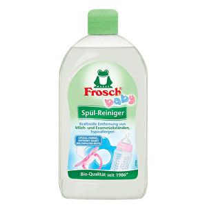 Frosch Mycí prostředek na kojenecké lahve a dudlíky 500 ml - SLEVA - poškozená etiketa