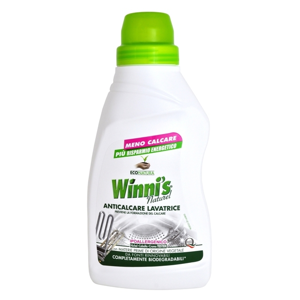 Winni´s Anticalcare Lavatrice prostředek proti usazování vodního kamene v pračce 750 ml - SLEVA - poškozená etiketa