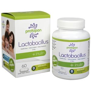 Herbo Medica Protopan® Lactobacillus + inulin 60 tob. - SLEVA - bez krabičky