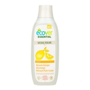 Ecover Univerzální čistič Citron 1l - SLEVA - poškozená etiketa