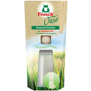 Frosch Bytový parfém Oase Citrónová tráva 90 ml - SLEVA - poškozený obal