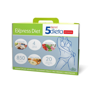 Good Nature Express Diet - 5denní proteinová dieta - SLEVA - chybí jedna sýrová a rajčatová polévka