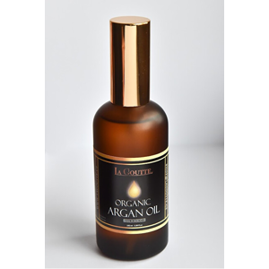 Oriental Group Organic argan oil 100 ml - SLEVA - mastná etiketa