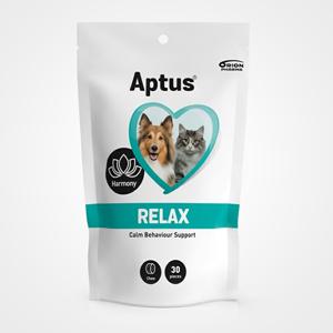 Aptus Aptus relax vet 30 kusů - SLEVA - krátká expirace 31.8.2020