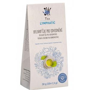 Body Wraps s.r.o. BW Tea Lymphatic- Bylinný čaj pro odvodnění 20 sáčků - SLEVA - poškozená přední etiketa