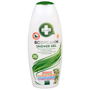 Annabis Bodycann přírodní sprchový gel 250 ml - SLEVA - poškozené víčko, neteče