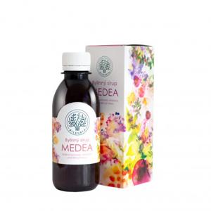 Bilegria MEDEA bylinný sirup pro duševní pohodu s kozlíkem a plicníkem 200 ml - SLEVA - POŠKOZENÝ OBAL