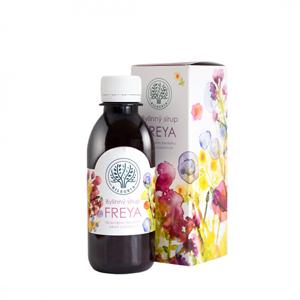 Bilegria FREYA bylinný sirup na podporu ženského zdraví a plodnosti 200 ml - SLEVA - POŠKOZENÝ OBAL