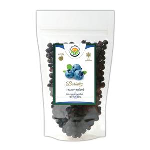 Salvia Paradise Borůvky celé mrazem sušené 25 g - SLEVA - KRÁTKÁ EXPIRACE - 5.12.2020