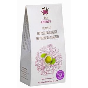 Body Wraps s.r.o. BW Tea Energy - Bylinný čaj pro posílení kondice 20 sáčků - SLEVA - poškozená krabička