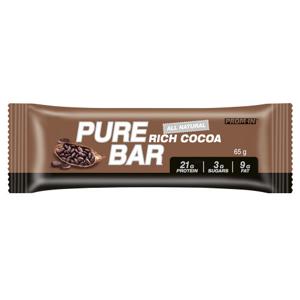 Prom-in Pure bar 65 g kakao - SLEVA - KRÁTKÁ EXPIRACE 5.2.2021