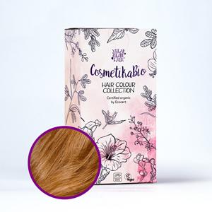 Cosmetikabio Cosmetikabio Hennová barva, jahodová blond 100 g - SLEVA - pomačkaná krabička