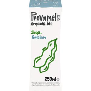Provamel Provamel BIO sójový nápoj s vápníkem 250 ml - SLEVA - KRÁTKÁ EXPIRACE 13.1.2020