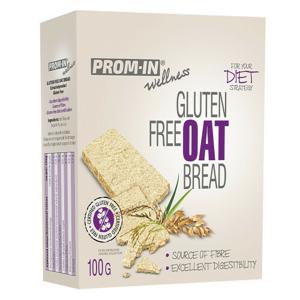 Prom-in Gluten free oat bread 100 g - SLEVA - KRÁTKÁ EXPIRACE - 19.3.2021
