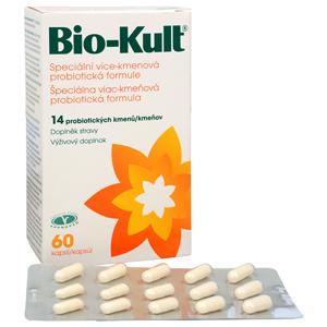 PROBIOTICS INTERNATIONAL LTD. Bio-Kult 60 kapslí - SLEVA - poškozená krabička